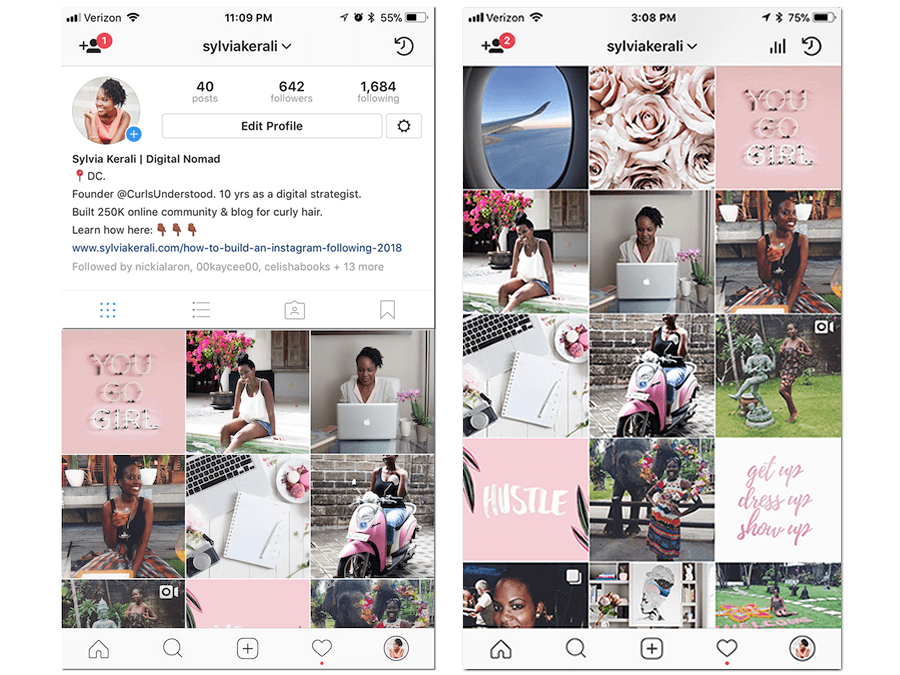 How To Get 61K+ Real Followers on Instagram | Curls Understood