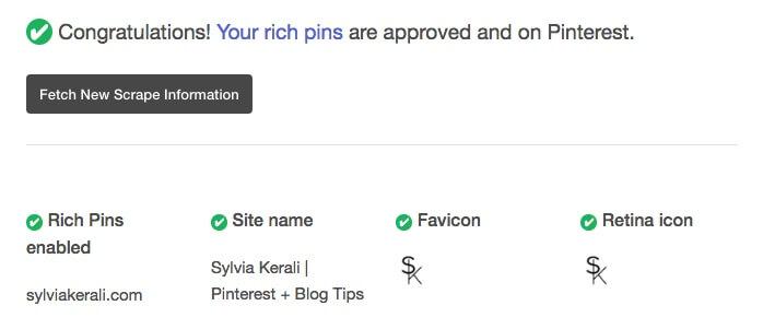 add rich pins to wordpress